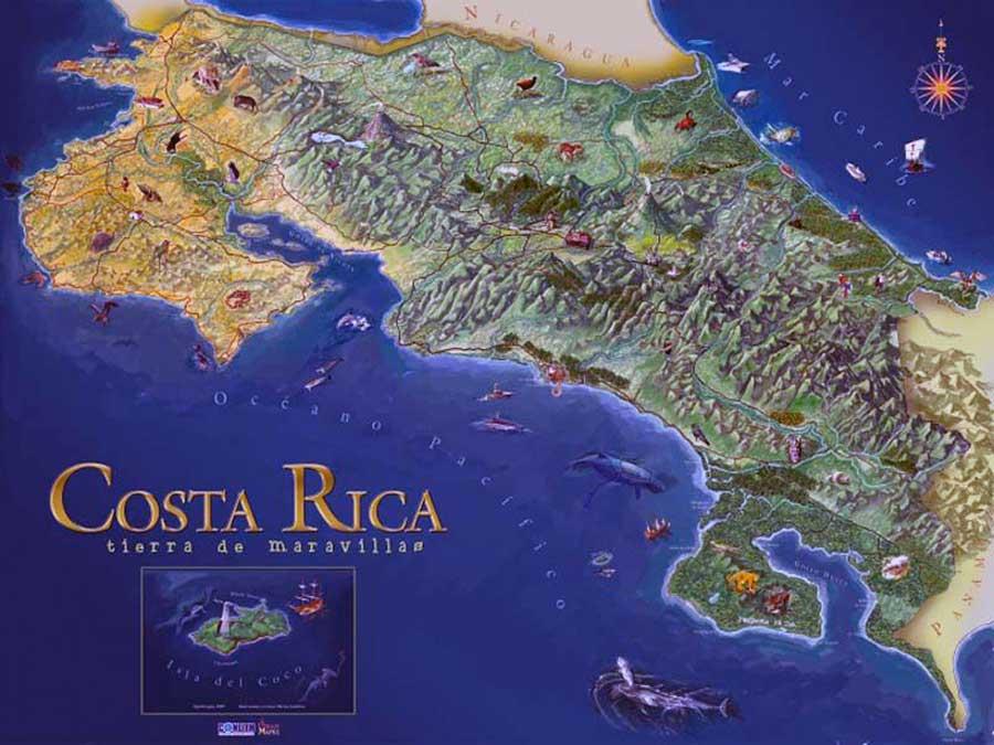 Viajes Costa Rica 2018: Viaje Costa Rica a tu aire en 2018