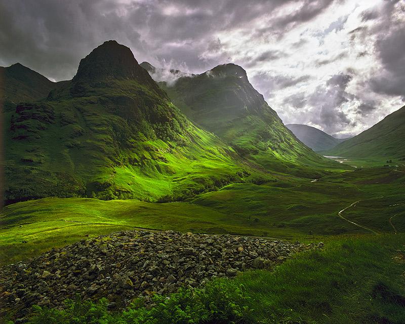 Viajes Escocia Semana Santa 2018: Viaje Escocia Trekking 6 días en las Highlands