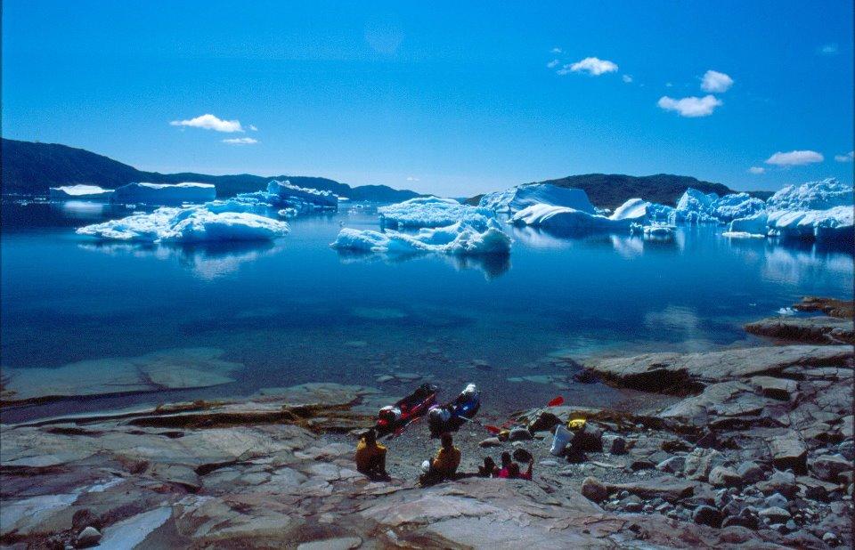 Viajes Groenlandia 2018: Viaje a Groenlandia agosto Kayac entre Icebergs