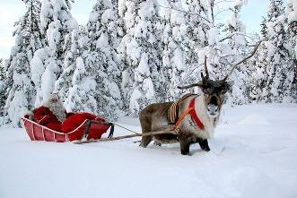 Viajes Laponia Invierno 2018: Viaje Laponia Kemi 5 días en la Nieve
