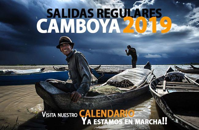 Viajes Camboya 2019: Viaje Camboya en grupo 7, 10 0 12 días