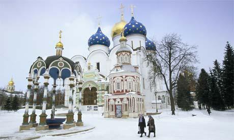 Viajes Rusia Navidad y Fin de Año 2017: Viaje Rusia San Petersburgo y Moscú