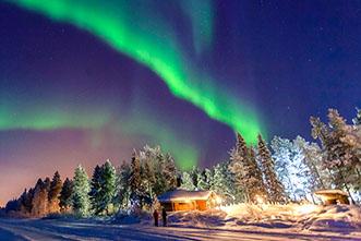 Viajes Finlandia 2021: Viaje a Laponia- Lago Inari y Aurora Boreal Otoño 2021