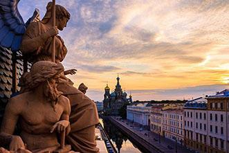 Viajes Rusia 2018: Viaje a Rusia - Moscú y San Petersburgo Cultural 8 dias