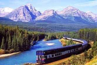 Viajes Canadá 2018: Viaje en tren Montañas Rocosas 11 días