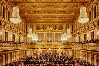 Viajes Austria Fin de Año 2018: Viaje Viena Concierto Fin de Año 4 días