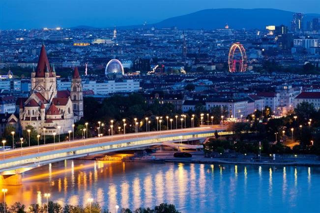 Viajes Crucero Danubio Semana Santa 2018:Viaje Austria, Bulgaria, Eslovaquia 5 días