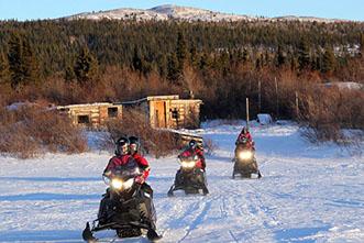 Viajes Canadá 2017 y 2018: Viaje a Yukon en Invierno 6 días