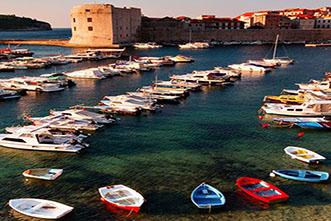 Viajes Croacia: Crucero por las islas de Dalmacia 8 días