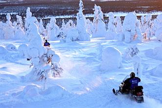 Viajes Laponia 2018: Viaje a Laponia, Fin de año en Saariselka, adultos