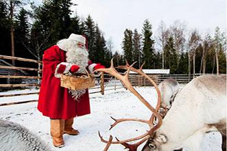 Viajes Laponia 2018: Viaje a Laponia, Fin de año en Saariselka