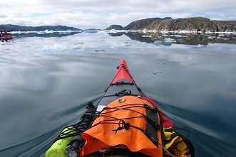 Viajes Groenlandia 2017: Viaje Groenlandia, kayak y trekking 17 días