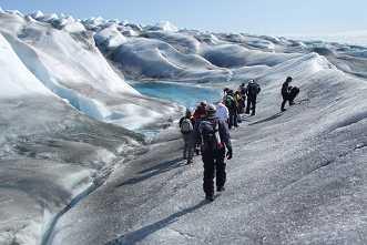 Viajes Groenlandia 2017: Viaje Groenlandia trekking Inlandis 10 días