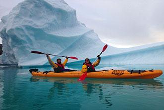Viajes Groenlandia 2017: Viaje Groenlandia trekking, bici y kayak, 14 días