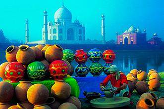 Viajes India: Delhi - Jaipur - Agra - Varanasi 9 días