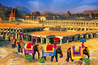 Viajes India 2018: Viaje a India Delhi, Jaipur y Agra 7 días