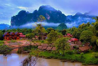 Viajes Laos 2017: Viaje Luangprabang y Vang Vieng 6/7 días
