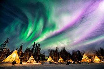 Viajes Laponia Navidad 2018: Viaje Semana de Reyes en Ivalo, 6 días