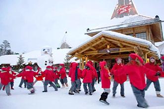 Viajes Laponia 2018: Viaje a Laponia, Fin de año en Rovaniemi