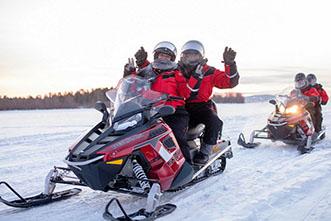 Viajes Laponia Navidad 2020: Viaje a Laponia Navidad 2020 Aventura en Ivalo 6 días