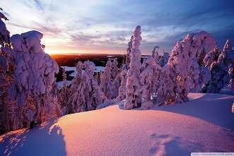 Viajes Laponia 2018: Viaje a Laponia Diciembre en Kuusamo, 6 días