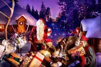 Viajes Laponia 2018: Viaje Especial Navidad en Rovaniemi