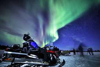Viajes Laponia 2018: Viaje a Laponia, Auroras Boreales en Saariselka