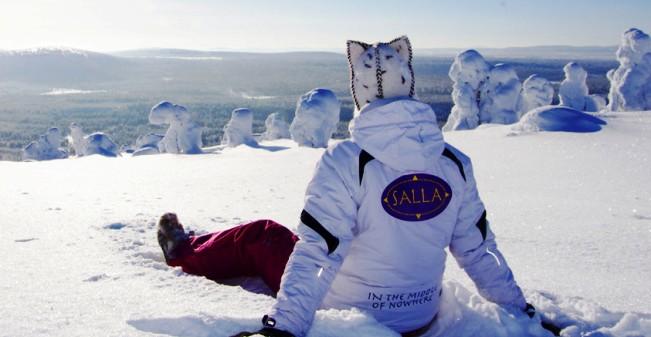 Viajes Laponia 2021: Viaje a Laponia Saariselka-Ivalo aventura de Invierno 8 días