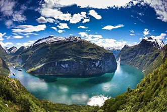 Viajes Noruega 2019: Viaje Fiordos Gran Ruta 10 días/9 noches