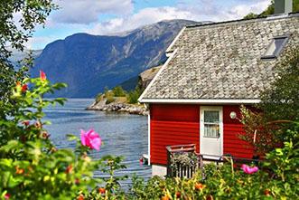 Viajes Noruega 2018: Viaje a los Fiordos en cabañas 7 noches