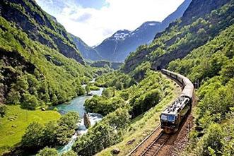 Viajes Noruega 2018: Viaje Noruega tren y barco 7 noches