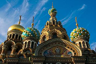 Viajes Rusia 2019: Viaje a Rusia Básico San Petersburgo y Moscú + Anillo de Oro