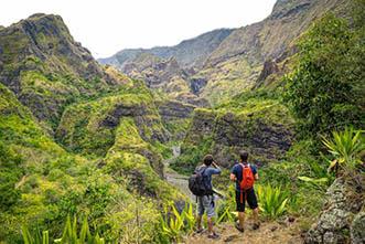 Viajes Trekking 2018: Islas Réunion Mauricio Rodrigues