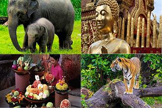 Viajes Tailandia 2017: Viaje Contraste de Tailandia 7 Días