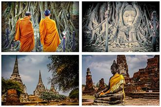 Viajes Tailandia 2017: Viaje Tailandia Río Kwai y Ayuthaya 6 días