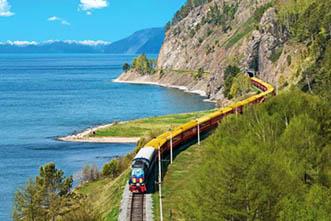 Viajes Transiberiano 2018: Viaje Transiberiano Clásico Rusia -Siberia hasta Vladivostok