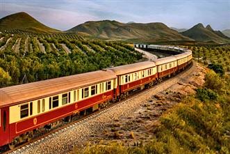 Viajes Trenes Turísticos y de Lujo 2021: Viaje tren Ruta Lusitana Sevilla-Lisboa-Oporto 4 días