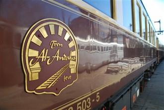 Viajes Trenes Turísticos y de Lujo 2021: Viaje tren Al-Andalus Sevilla-Sevilla 7 días