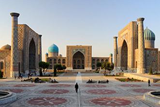 Viajes Uzbekistán 2018: Oferta especial - Viaje a Uzbekistán El país de las Cúpulas azules 8 días