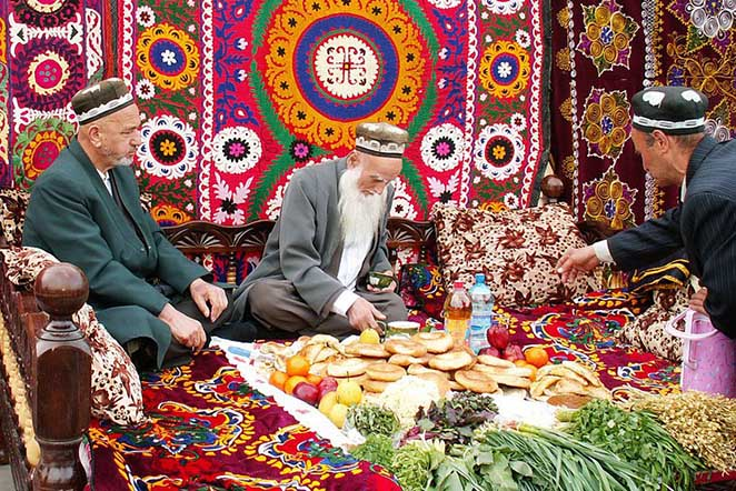 Viajes Uzbekistán 2018: Viaje a Uzbekistán Kazajistán y Kirguistán
