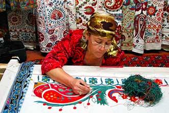 Viajes Uzbekistán 2017: Viaje Ruta de la Seda - Valle de Fergana 10 días