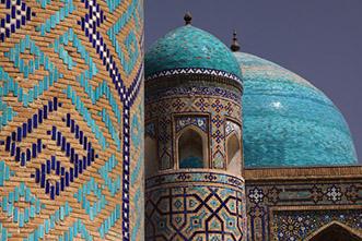 Viajes Uzbekistán Semana Santa 2017: Viaje a Uzbekistán y Turkmenistán 11 Días