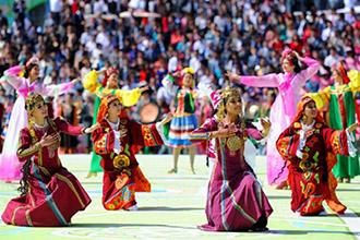 Viajes Uzbekistán 2017: Viaje a Uzbekistán y Turkmenistán - Fiesta del Navruz