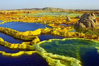 Viajes Etiopía 2015: Viaje Etiopía de Sur a Norte 15 días