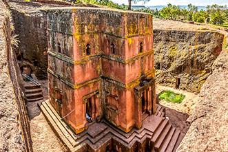 Viajes Etiopía Navidad y Fin de año 2016: Viaje Etiopía de Sur a Norte 15 días