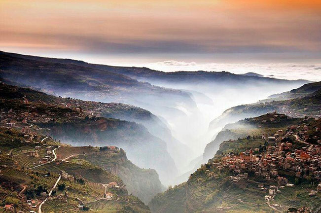 Viajes Líbano Fin de Año 2019: Viaje Fin de Año Líbano trekking Navidad 8 días