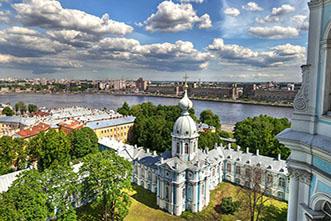Viajes Rusia 2018: Viaje a San Petersburgo Imperial 6 días