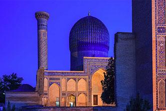 Viajes Uzbekistan Navidad y Fin de Año 2019: Viaje a Uzbekistan especial Reyes 2019 - 8 días
