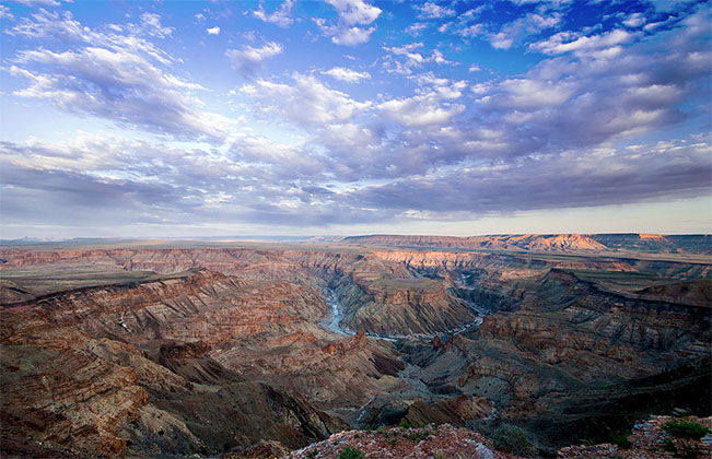 viajes namibia FISH RIVER CANYON 2