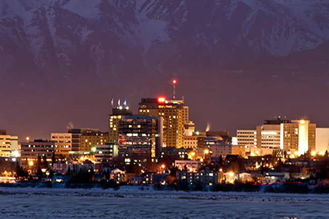vaiejs alaska anchorage skyline